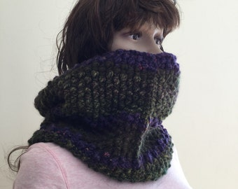 Cowl and neck warmer