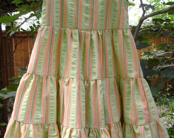 Girls twirly dress size 6/7