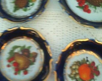 Service jam porcelain of Romania