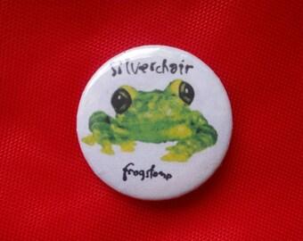 "Silverchair Frogstomp 1"" Pin"