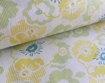 Wash Day Ticking Dandelion Heather Bailey Nicey Jane Fabric