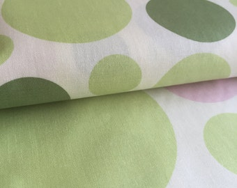 Dream Dot Celery Heather Bailey Nicey Jane Fabric