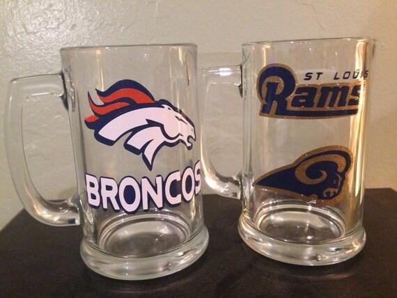 Sports theme mugs