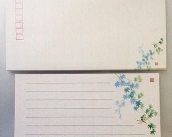Japanese Letter Set - Dragonfly