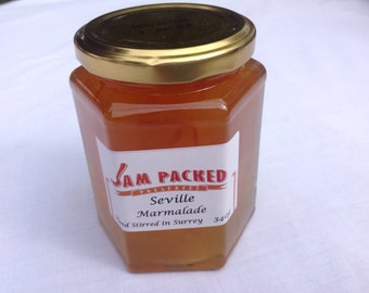 Seville Marmalade 340g (12oz) - home made preserve