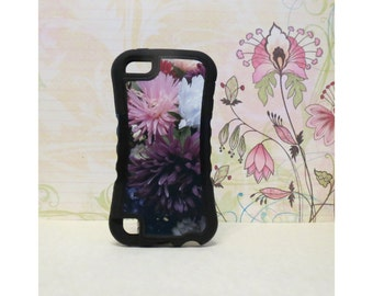 Carnations - Rubber iPod Touch 5 (5th gen) Case