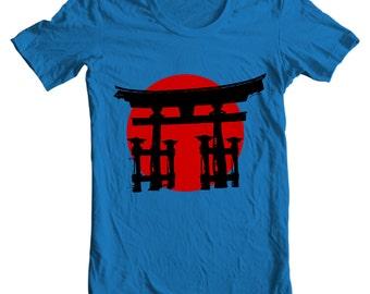 Japanese Shinto Shrine T-shirt