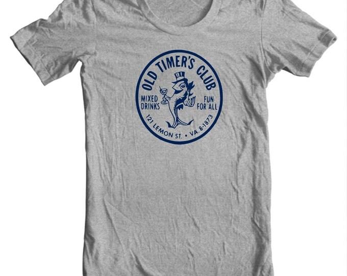 Old Timer's Club Vintage Matchbook T-shirt