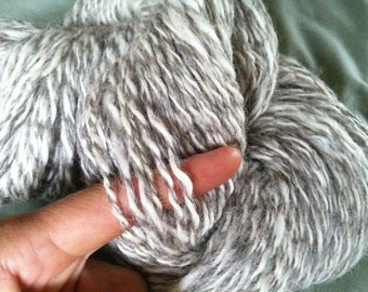 Handspun Alpaca Yarn - 270 yds