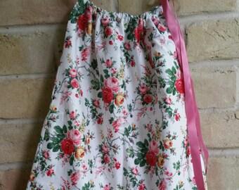Girls Rose Dress Size Small