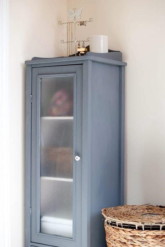sold rustic bathroom laundry tallboy cabinet by therestoreco