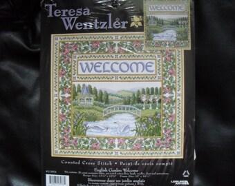 TERESA WENTZLER English Garden Welcome