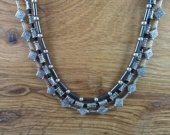 3-String Liquid Silver
