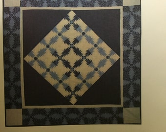 """Stars in the Night Quilt Kit (48"""" square)"""