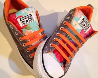 Custom Converse Men's 9 Women's 11.