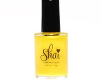 Mellow Yellow 5 Free Nail Polish