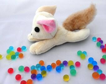 Stuffed Fennec Fox, Cute Plush Fox