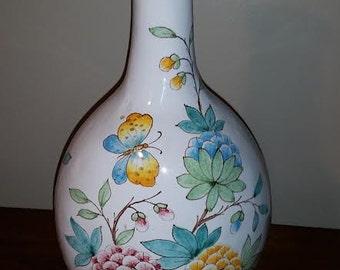 Flower vase Italian vase