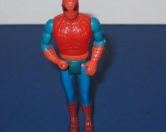 Vintage 1970s Mego Pocket Pal Spiderman Figure