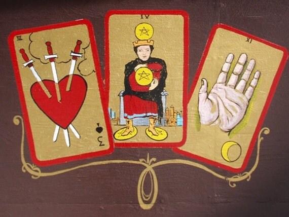 lotus tarot reading universal 6 card