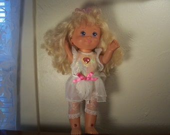 Vintage Moving or Talking Doll by mattel