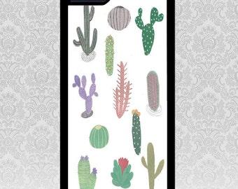 Cactus Cacti Phone Case | iPhone 4s Case | iPhone 5c cases | iPhone 6 cover | iPhone 6 + | Galaxy S5 | Galaxy s4 | Galaxy s3