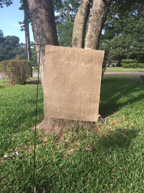 Blank Burlap Garden Flag Set Of 5 By Jmcblanks On Etsy