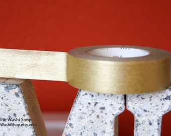 MT Solid Gold Washi Tape