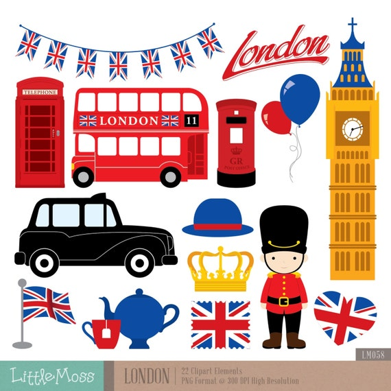 London Clip Art : London clipart british england from
