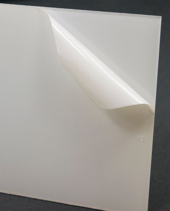 Non Glare Picture Framing Acrylic Sheet. Reflection ...