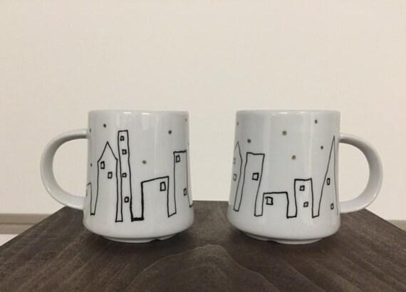 Skyline tea set