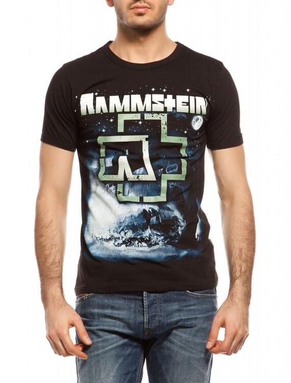 rammstein design mens t shirt. Black Bedroom Furniture Sets. Home Design Ideas