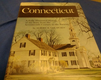 Connecticut history book