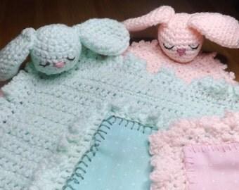 Crochet Snuggle Blanket Pattern