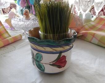ITALY FLOWER POT