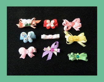 Baby Hair Clips Set 2