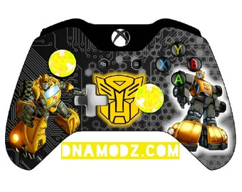 Custom [Bumble Bee G1] Transformers themed Xboxone Controller