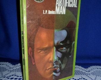 1968 L. P. Davies - The Artificial Man