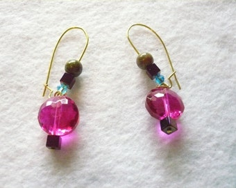 City nights earrings