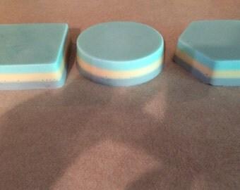 Pastel Soap