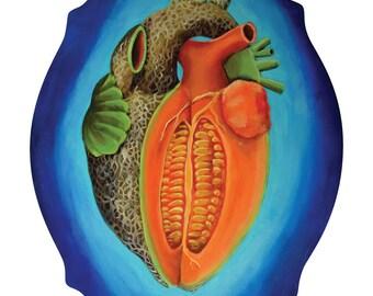 Corazon de Melon PRINT
