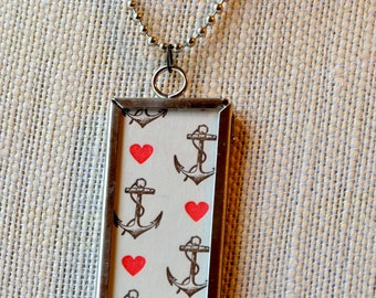 Ahoy, Sailor - Pendant Necklace