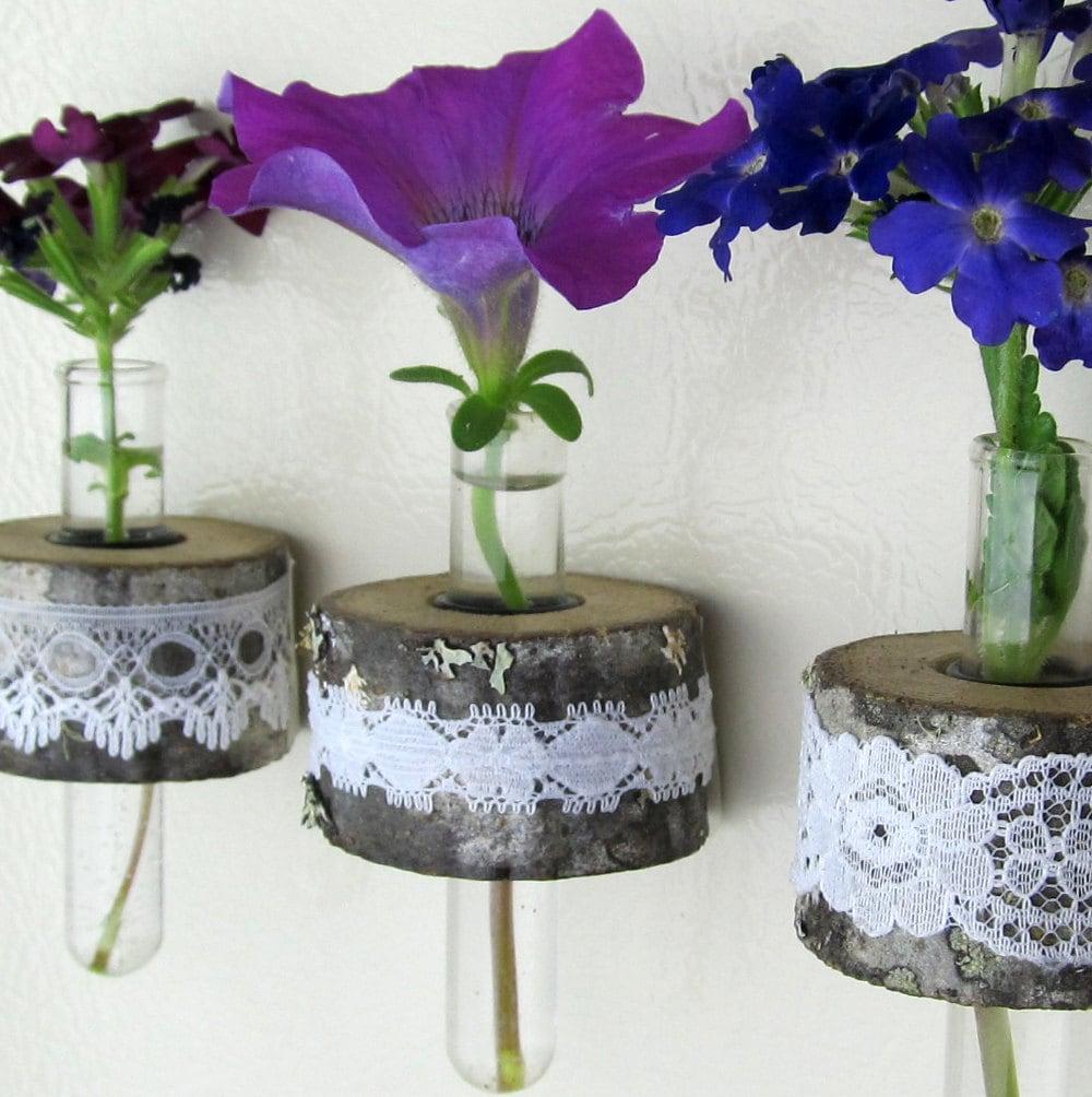 Chandeliers pendant lights for Test tube flower vase rack