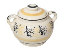 SALE! Roseville Pottery Jardiniere or Pot with Lid