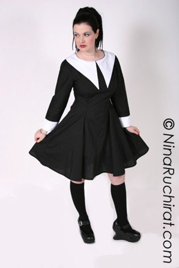 wednesday addams halloween costume items similar to wednesday dress 12152