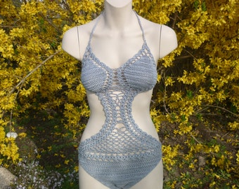 Crochet Handmade swimsuit for women crochet swimwear