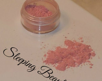 Sleeping Beauty Mineral Eyeshadow - All Natural, Vegan, Cruelty Free Mineral Makeup