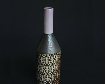 Ceramic Vase // L // One of a Kind
