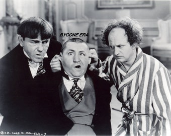 The Three Stooges Poster Art Artwork Photo 11x14