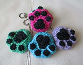 Crochet key rings ( keychains)